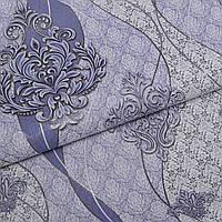 Шпалери для стін шпалери вініл на флізелін фіолетові 1,06*10м.