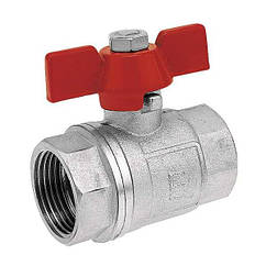 Кран шаровий Econom вода 25(1) МП вентиль