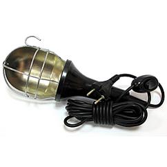 Лампа переносна карболіт 250В 100Вт 5м