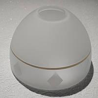 Плафон для люстры диаметр верхнего отверстия 4,2 см высота 11 см