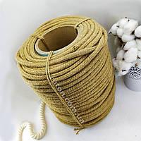Джутова плетені мотузка для інтер'єру і рукоділля 6 мм 100м
