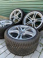Нові Оригінал AUDI R8 5/112 R19 8.5J ET42 +10.5J ET55 Dunlop Sport 3D, фото 1