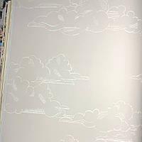 Шпалери для стін паперові на флізелін хмари Graham and Brown Kids&Home Individual 0.53х10м