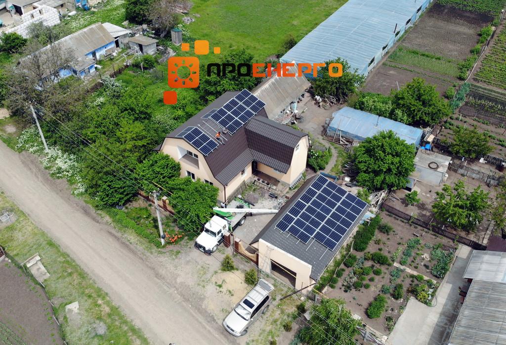 Солнечная станция на 30 кВт под «зеленый» тариф, с.Маяки одесская область