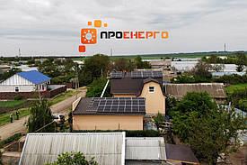 Солнечная станция на 30 кВт под «зеленый» тариф, с.Маяки одесская область 2