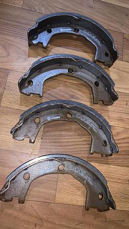 Колодки ручника Е2,3 IVECO DAILY (172*41), фото 2