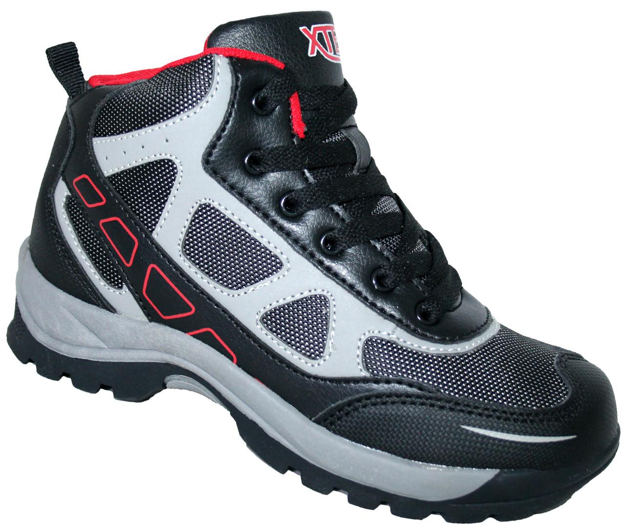 Детские демисезонные ботинки XTB, размеры 31-36