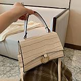 НОВЫЙ Женский сумка клатч стильный сумка для через плечо Ручные сумки только оптом, фото 7