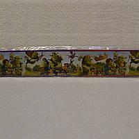 Бордюры для обоев, детские, Шрэк, ширина 5.5 см, ограниченное количество