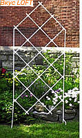 Шпалера садовая  120х60 см. Шпалеры садовые. Шпалеры для сада. Садовые шпалеры для роз. Шпалеры садовые металл