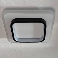 LED-люстра з світлодіодна квадрат