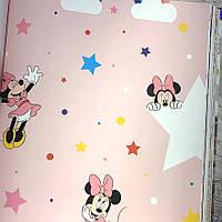 Обои для стен бумажные Минни Маус Graham and Brown Kids&Home Individual 0.53х10м