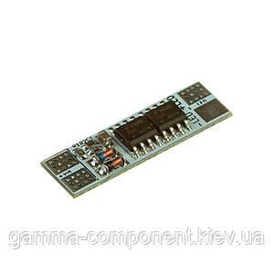 Модуль плавного включения ON/OF 10A/12V; 5А/24V