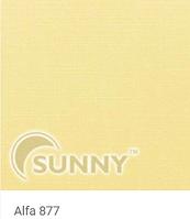 Тканинні ролети ТМ Sunny Alfa 877
