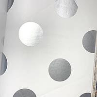 Шпалери для стін паперові на флізелін горошок Graham and Brown Kids&Home Individual 0.53х10м