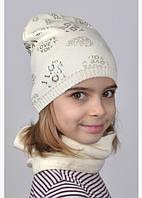Детские шапки весна/осень дево...