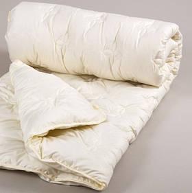 Ковдра Lotus - Cotton Delicate 170*210 крем двоспальне
