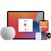 Apple HomePod mini Space Gray (MY5G2), фото 3
