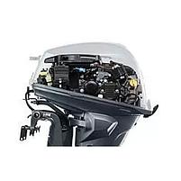 Лодочный мотор Yamaha F25 GMHS - подвесной четырехтактный мотор для яхт и рыбацких лодок 4-5 м, фото 2