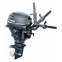 Лодочный мотор Yamaha F25 GMHS - подвесной четырехтактный мотор для яхт и рыбацких лодок 4-5 м, фото 4