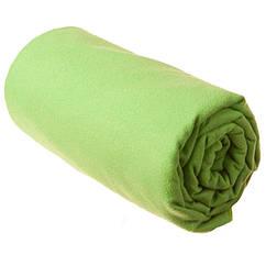 Полотенце Sea to Summit DryLite Towel Antibacterial р.XL (75x150см), лайм