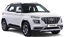 Защита двигателя Hyundai Venue (с 2019 --)