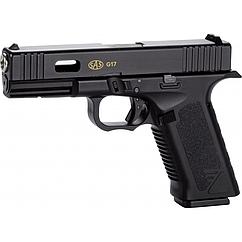 Пистолет пневматический SAS Glock G17 Blowback (4,5мм)
