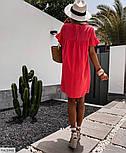 Платье женское летнее с воланами, фото 2
