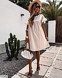 Платье женское летнее с воланами, фото 5