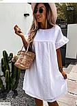 Жіноче літнє плаття з льону, фото 7
