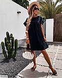 Жіноче літнє плаття з льону, фото 2