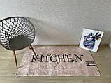 "Коврик для кухни  ""Kitchen"" 80 на 200 см, фото 9"