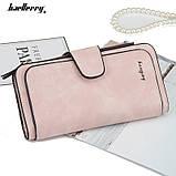Жіночий клатч Baellerry, жіночий гаманець ПУДРА, фото 9