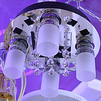 Люстра, 4 лампи, фото 1