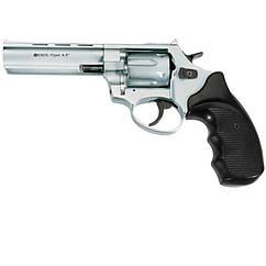 """Револьвер під патрон флобера EKOL Viper (4.5"""", 4.0 мм), хром"""