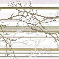 Панель ПВХ стеновая декоративная пластиковая, Ветка оливковая, 95.7 Х 48см, фото 1