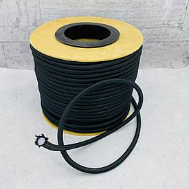 Шнур резинка,експандер 100 м 4 мм багатожильна для кріплення і натяжки тенту, на кузов, борт зернову, фури
