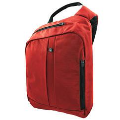 Сумка с RFID защитой Victorinox Travel Accessories 4.0 (24x34x10), красная 311737.03