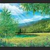 Фотообои, Голос тишины, 20 листов, 242х280 см
