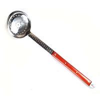 Шумівка для казана узбецька 60см, з дерев'яною ручкою