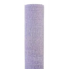 Мішковина кольорова бузкова 50 см широка