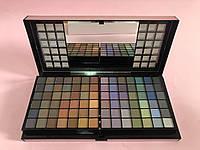 Набор косметики тени для век Nordstrom(палетка теней и палитра румян для лица, мейкап, макияж, makeup)