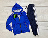 Спортивный костюм для мальчиков. (Плащевка, подкладка- сетка). 10- 16 лет.