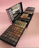 Большой набор косметики тени для век Nordstrom(палетка теней и палитра румян для лица, мейкап, макияж, makeup)