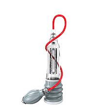 Гидропомпа для увеличения пениса Bathmate (Басмейт) HydroXtreme 7 для члена 12.5-17.5 см - Бесплатная