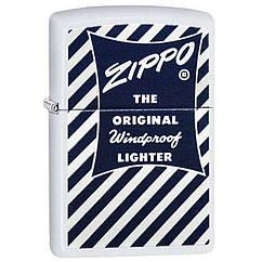 Зажигалка Zippo Blue White, 29413