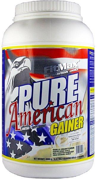 Гейнер FitMax - Pure American Gainer (4000 грамм)