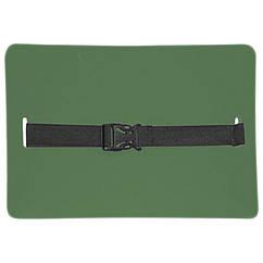 Сидіння похідне Senat (350х240х9мм), зелене