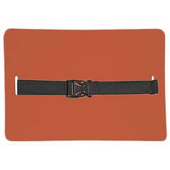 Сидіння похідне Senat (350х240х9мм), помаранчевий