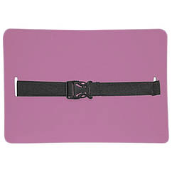 Сидіння похідне Senat (350х240х9мм), пурпурове